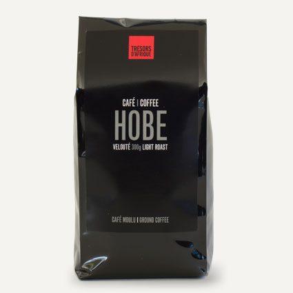 Hobe | Cafés Trésors d'Afrique