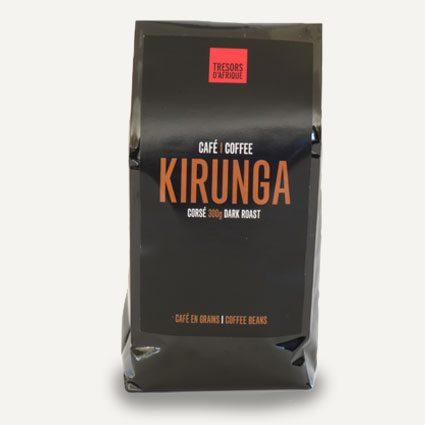 Kirunga | Cafés Trésors d'Afrique