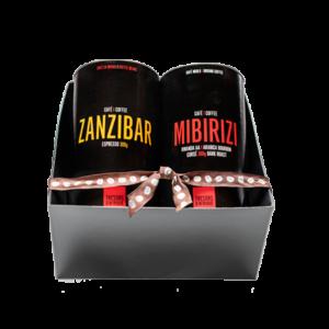 Coffret Zanzibar et Mibirizi