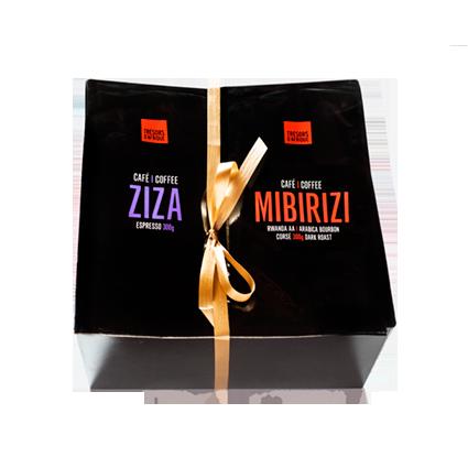 Coffret Ziza & Mibirizi