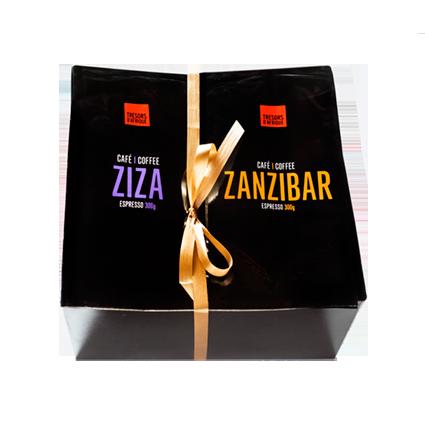 Coffret Ziza & Zanzibar