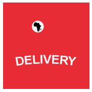 Delivery - Cafés Trésors d'Afrique