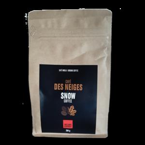 Café Des Neiges - Trésors d'Afrique