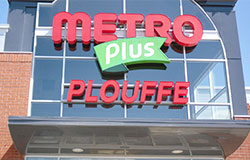 Metro Plouffe King Est