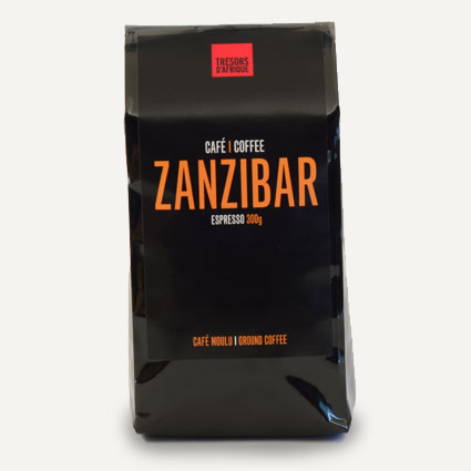 Zanzibar | Cafés Trésors d'Afrique